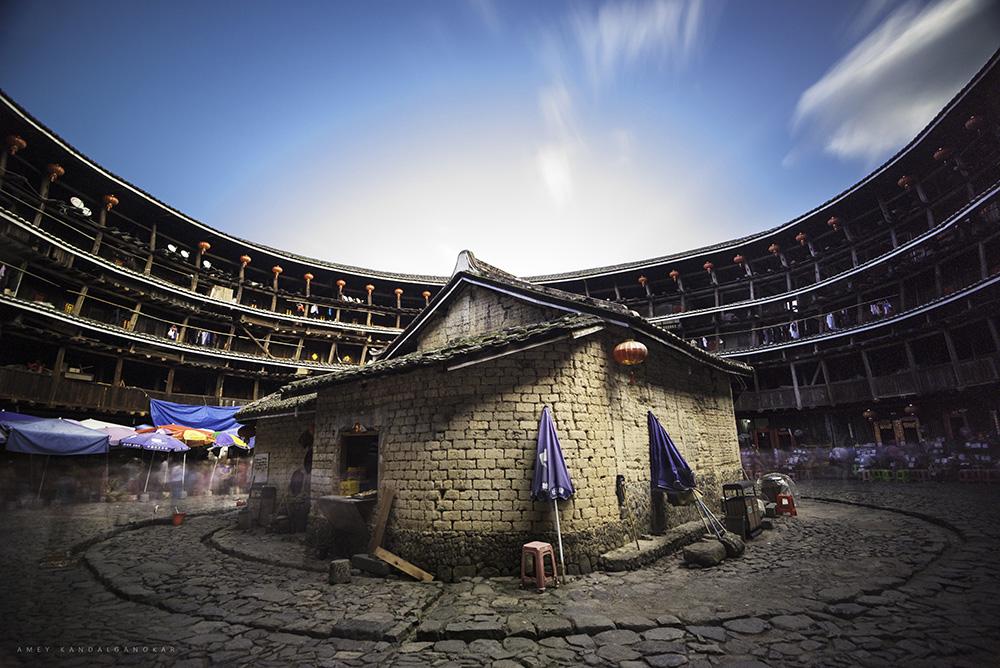 Xiamen Hakka houses