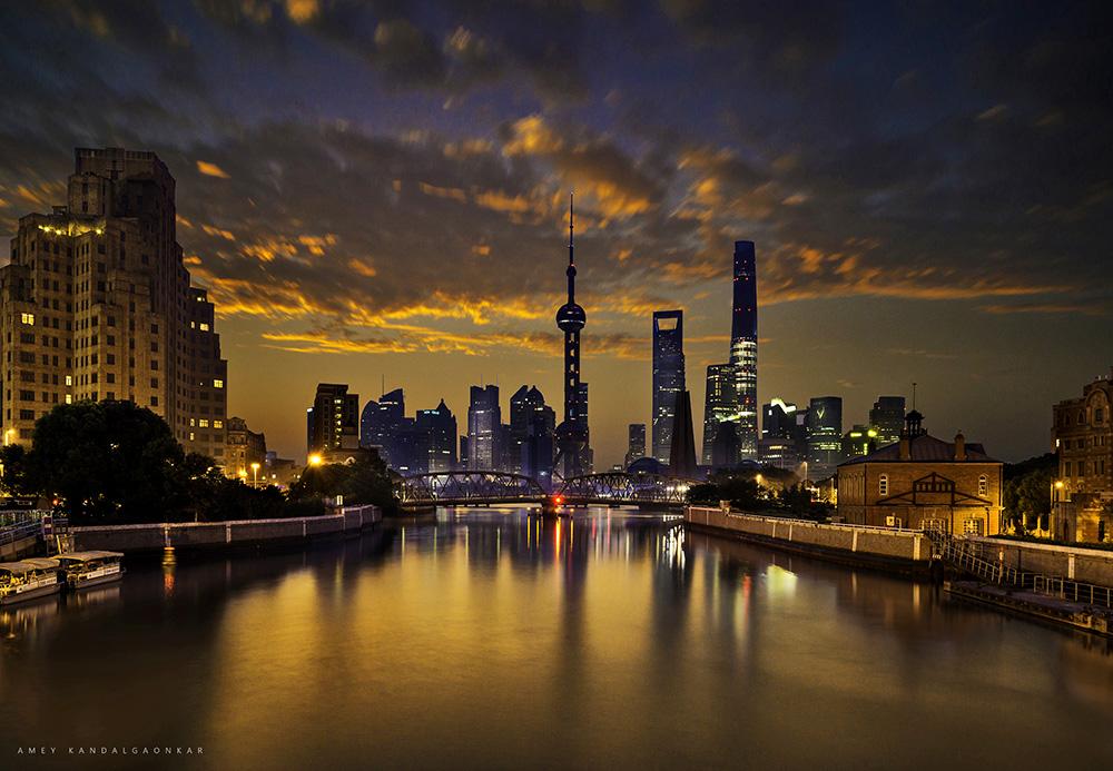 Shanghai surise