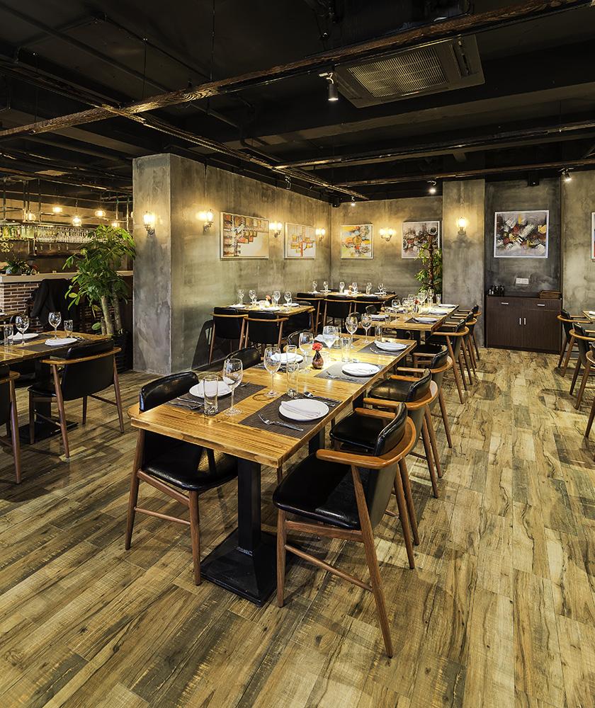 JStone Italian Thai fusion restaurant in Shanghai