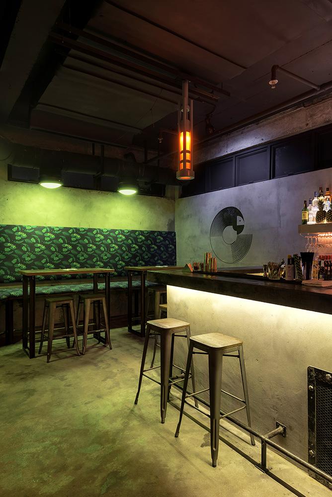 The Parrot Bar in Shanghai