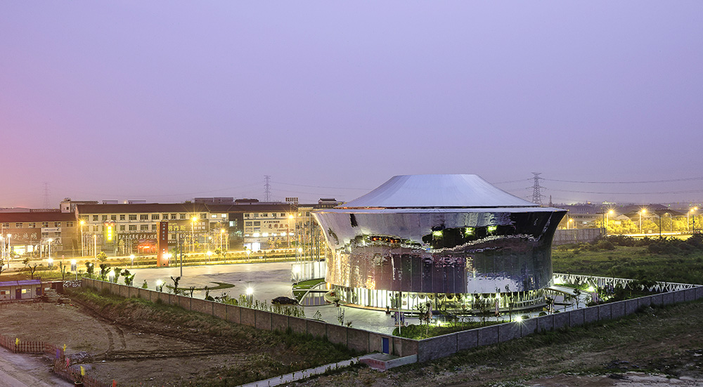 Changzhou Exhibition Hall by RTA Office Shanghai