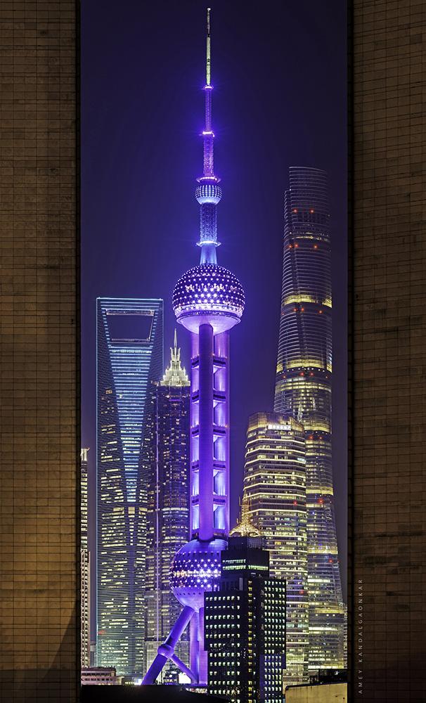 Shanghai Skyscraper family